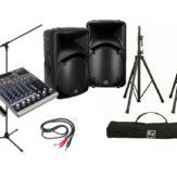 Speaker System Rental