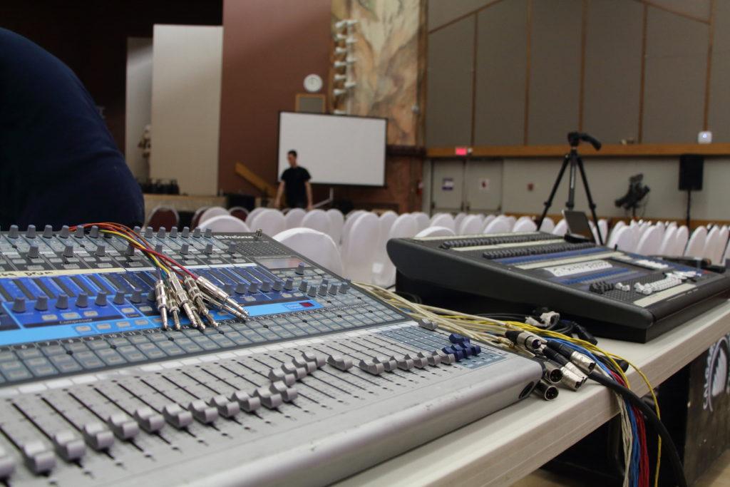 Presonus audio console