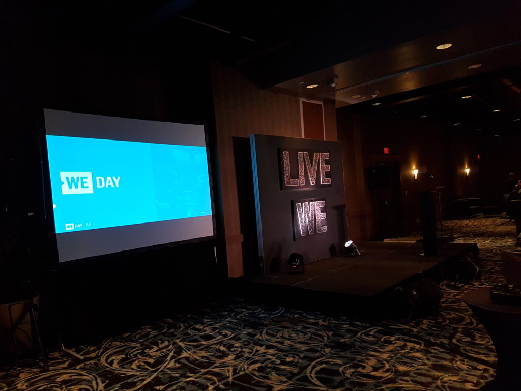 We Day Hotel Arts