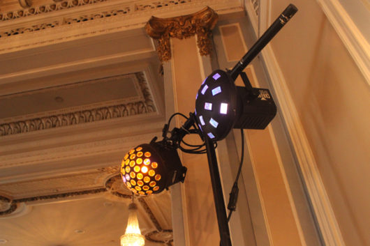 LED lighting rentals