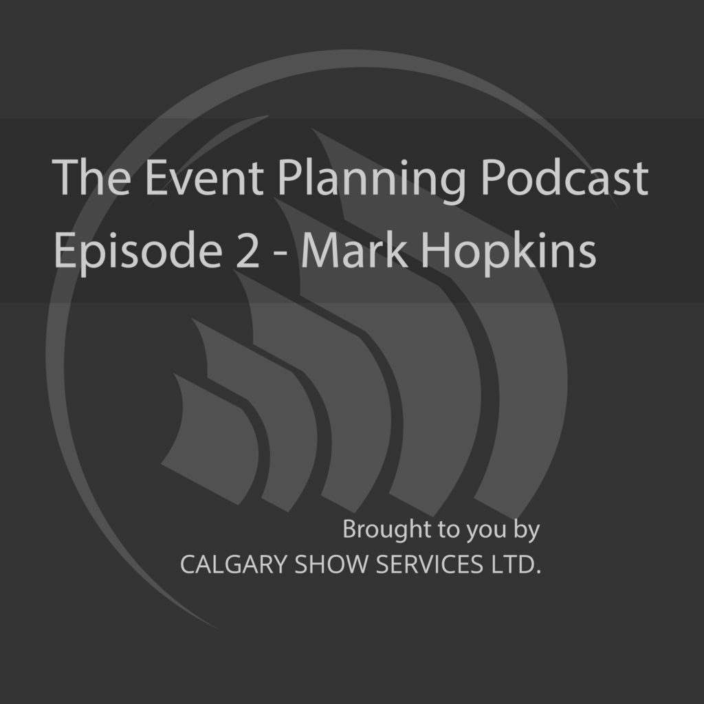 Event Planning Podcast - Mark Hopkins