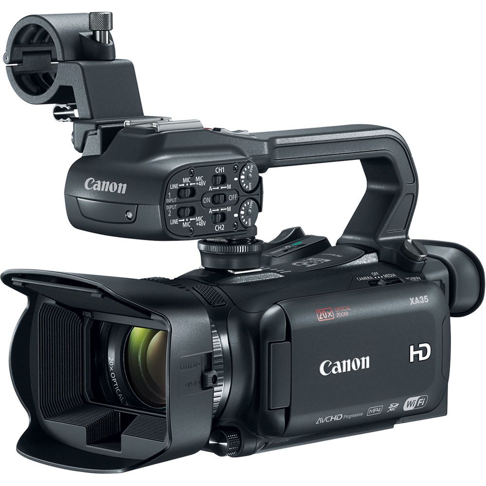 HD Video Camera Rental