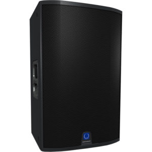 "Turbosound Siena 15"" powered speaker"